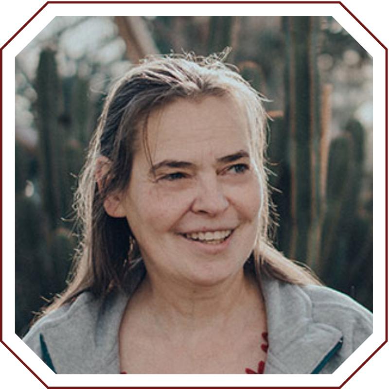 Speaker - Susanne Mank-Mayer