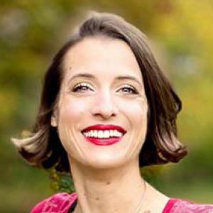 Speaker - Stefanie Dahms