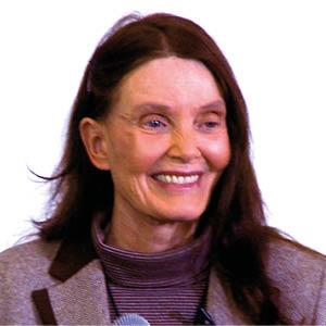Speaker - Dr. Anna Maria Clement